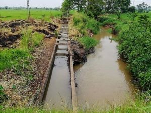 Evalúan infraestructuras hidráulicas en el Alto Mayo