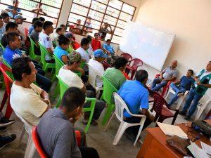 Gobierno Regional de San Martín articulará trabajos productivos en Huimbayoc