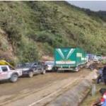 Huánuco: Establecen horario de cierre de vía para acelerar rehabilitación de vía tras huaico