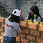 Jóvenes capacitadas en albañilería podrán acceder a trabajo formal en Moyobamba