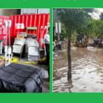 Junín: Auxilian a damnificados por inundación en Chanchamayo