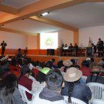 Junín: Realizarán catastro y titulación de predios rurales en Sicaya