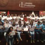 La Libertad: Jóvenes afectados por fenómeno Niño Costero capacitados por el MTPE