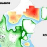 Loreto registró los mayores acumulados de lluvia