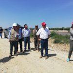 Minagri inspeccionó avances en mejoramiento de infraestructura de riego en Piura