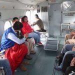 Minam supervisa monitoreo y atención a localidades afectadas por desastres en Cusco