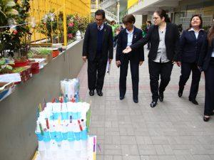Ministra Ruiz: Alcaldes deben ser los principales aliados en campaña de reciclaje a nivel nacional