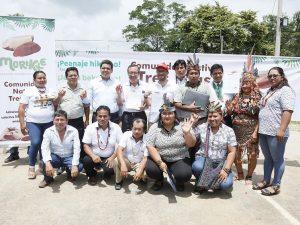 Ministro Vásquez: impulso del comercio exterior y turismo en Madre de Dios es prioridad del Gobierno
