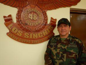 Nuevo jefe policial del Vraem supervisa bases bajo su mando