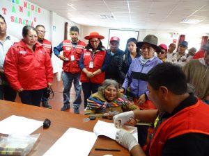 """Nuevos puntos de pago en Apurímac, Ayacucho y Loreto para adultos mayores de """"Pensión 65"""""""