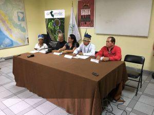 Organizaciones indígenas presentan propuestas para enfrentar cambio climático