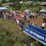 PIAS Putumayo II realizó más de mil atenciones en comunidad de Huanta