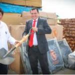 Piura: Entregan ayuda a damnificados por lluvias