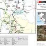 Provías Nacional y concesionaria limpian vías de Pasco y Huánuco