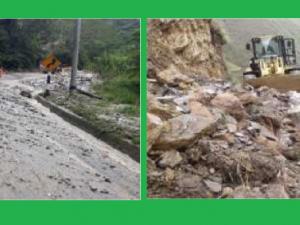 Restablecen tránsito en carreteras situadas en Junín, La Libertad y Huánuco