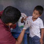 San Martín: Articulan acciones para prevenir la anemia en estudiantes