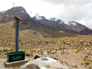 Sara Sara en Ayacucho se suma a la lista de volcanes vigilados en tiempo real por el IGP