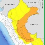 Se esperan más precipitaciones intensas en la selva