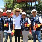 Viceministra de Trabajo visitó capacitaciones de Jóvenes Productivos en Piura