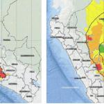 230 distritos de la sierra y 5 de la selva con riesgo alto de huaicos