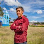 Abel, el talento de Beca 18 que quintuplicó los cuyes de Huayllaspanca