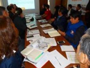Apurímac: Coordinan acciones como parte del Plan Multisectorial ante Heladas y Friaje 2019-2021