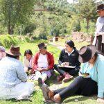 Ayacucho: Brigada registral llegó al distrito de Vinchos