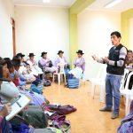 Ayacucho: Brindan orientación registral gratuita en Vinchos