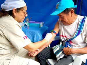 Brindan más de ocho mil atenciones médicas y sociales en el Vraem