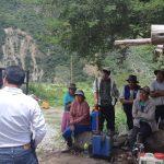Comuneros de Chincheros capacitados en uso responsable de plaguicidas
