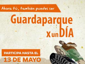 "Concurso ""Guardaparque x un día"": El viaje a tres destinos de naturaleza"