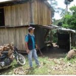 Culminan limpieza de casas afectadas por deslizamiento en Junín
