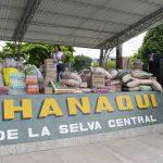 Damnificados de Pichanaqui y Perené afectados por desbordes reciben donaciones