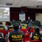 Francia brinda capacitación en mecanismos de identificación de burriers en aeropuerto del Cusco