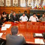 Gobernador regional de Huánuco saluda pronta construcción de hospital para Llata