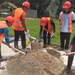 Huánuco: Beneficiarios del MTPE accederán a puestos de trabajo en empresas del rubro construcción y transporte pesado