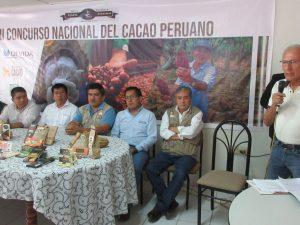 Huánuco: Empezó el XII Concurso Nacional de Cacao Peruano