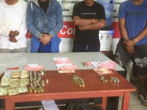 Intervienen casa donde se vendía droga en Puerto Maldonado