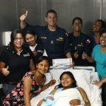 Loreto: Midis dio la bienvenida a dos bebés que nacieron a bordo de las PIAS Putumayo II y Morona