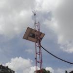Minagri instala antenas base GNSS en 14 zonas rurales del país