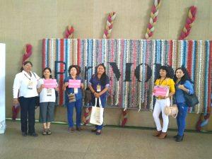 Mujeres arequipeñas asistieron a Perú Moda 2019