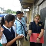 Nuevamente intervienen a vecinos renuentes a inspección sanitaria en Puerto Maldonado