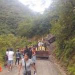 Pasco: Culminan descolmatación de río Muchuymayo
