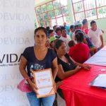 Promueven titulación a favor de la población en San Martín