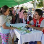San Martín: Implementaron atención médica gratuita en feria organizada por Devida