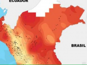 Temperatura más alta se presentó en San Martín