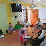 ANA inspecciona infraestructura hidráulica agraria tras sismo en San Martín