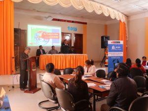 Apurímac: Docentes de Aymaraes asumen compromisos en cultura del agua