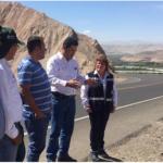 Arequipa: ANA apoya delimitación de faja marginal de río Vítor por lluvias