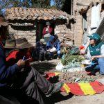 Ayacucho: Promueven control de la polilla de la papa nativa en Llunchi